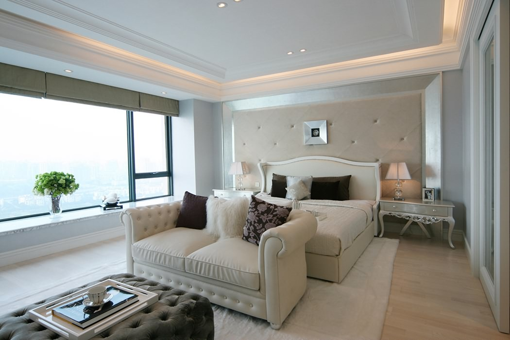 230平米卧室窗户家装设计