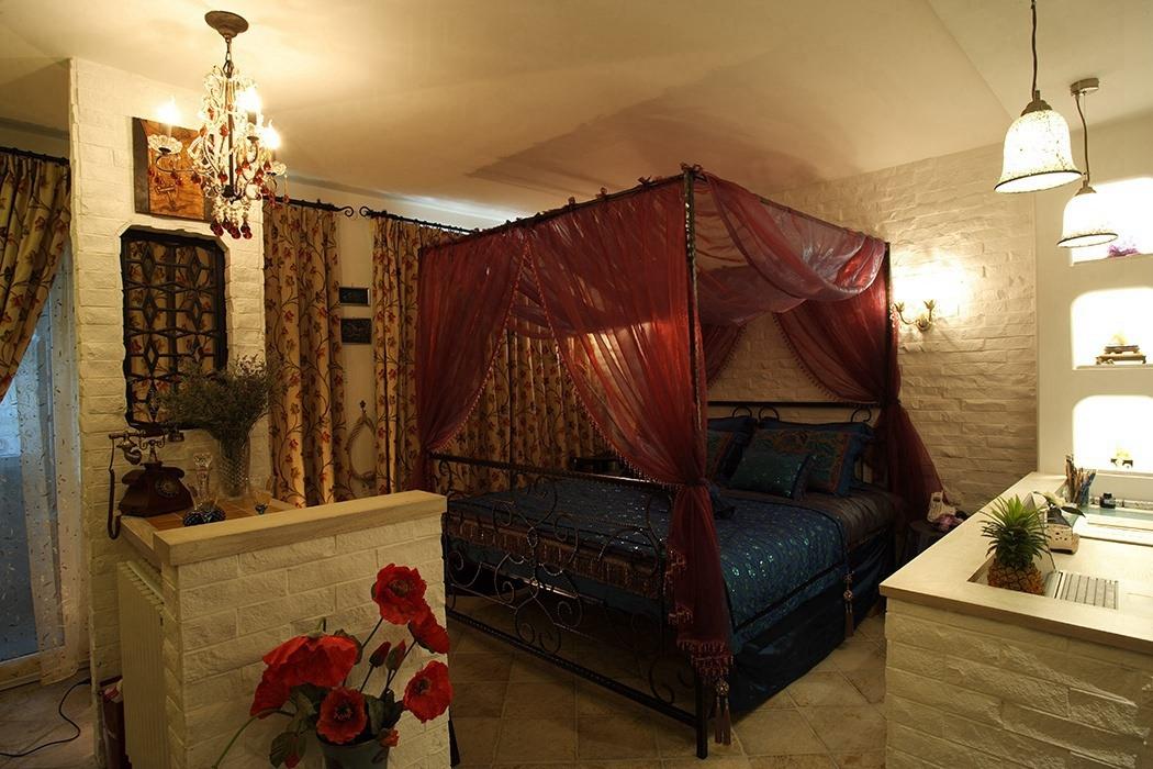 二居室卧室灯饰/照明家装设计