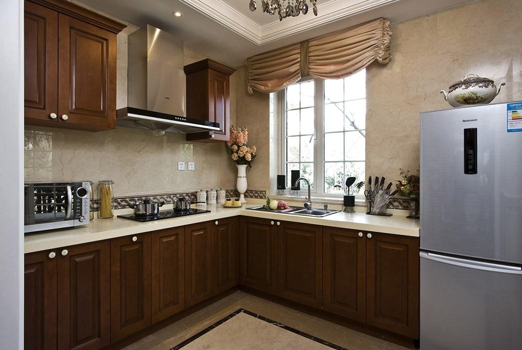 270平米厨房橱柜装修图