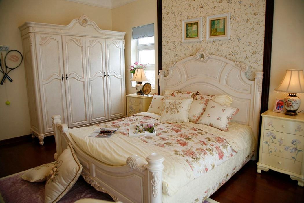 180平米卧室背景墙室内设计