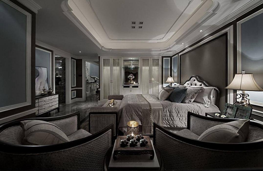 400平米卧室灯饰/照明效果图