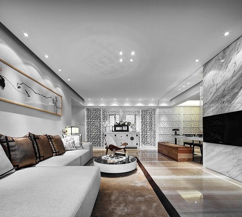 别墅客厅室内设计