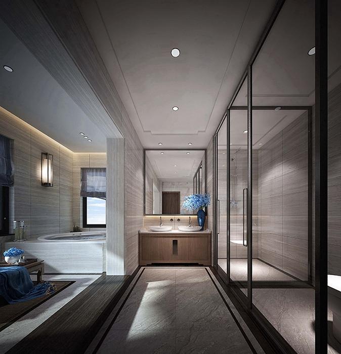 310平米卫生间装修设计