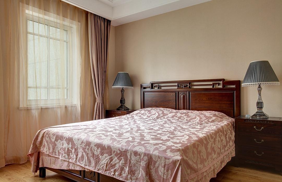 欧式风格卧室窗户效果图