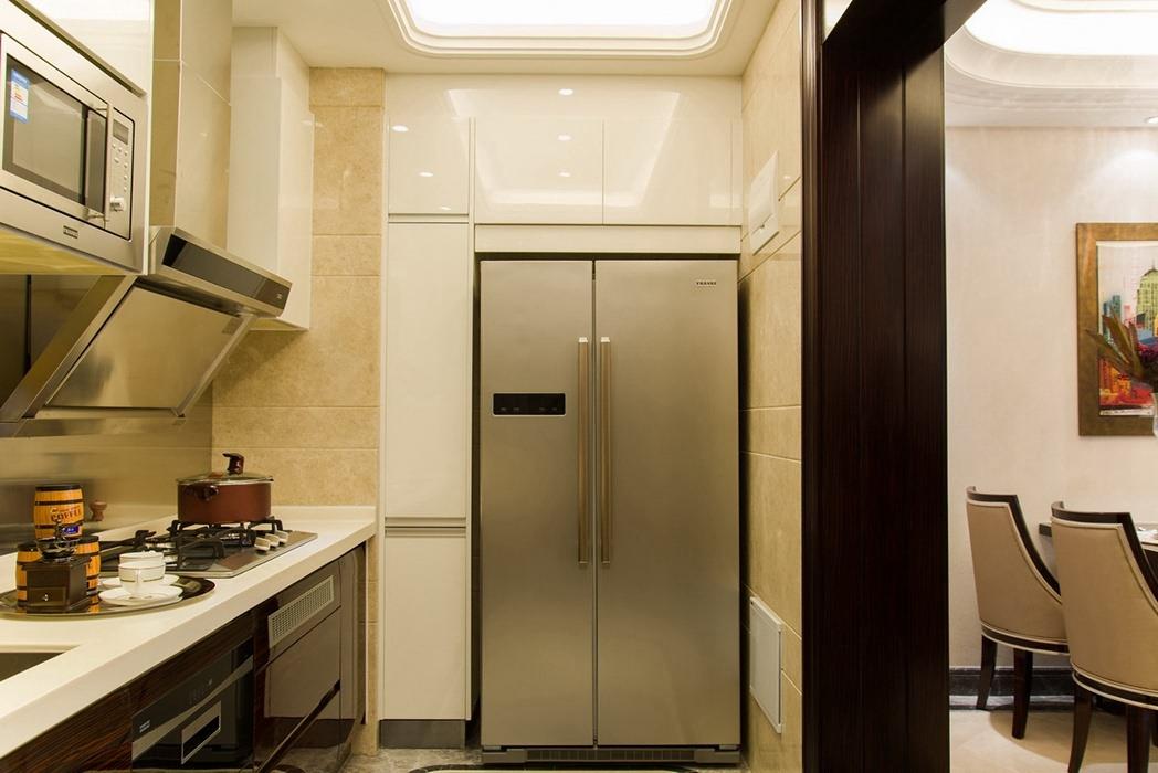 135平米厨房家装效果图