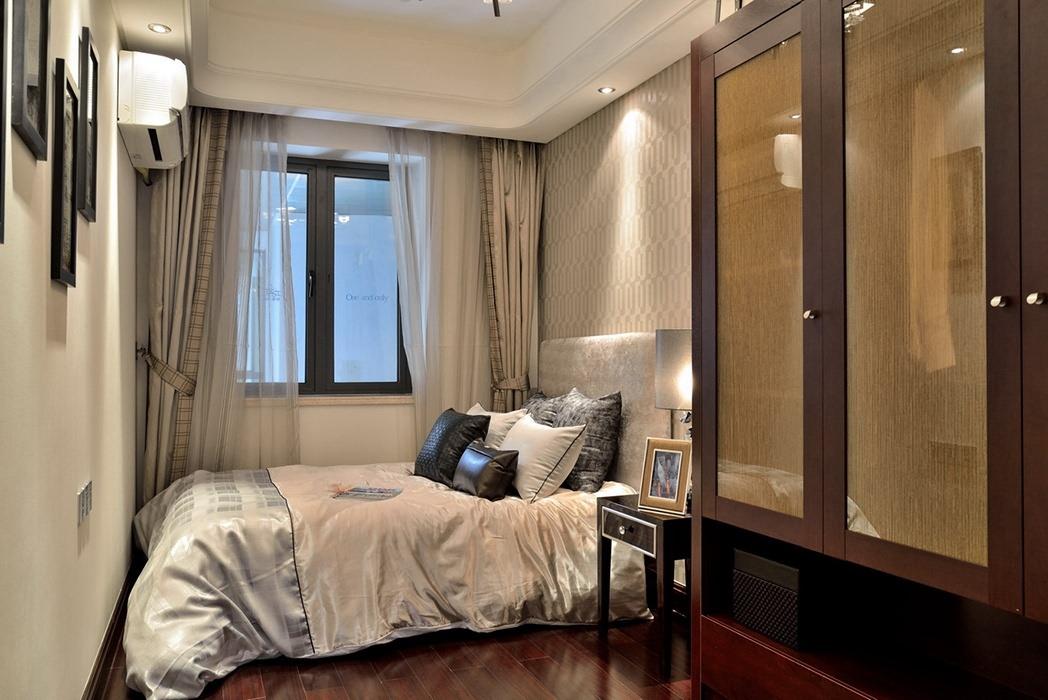 135平米卧室效果图