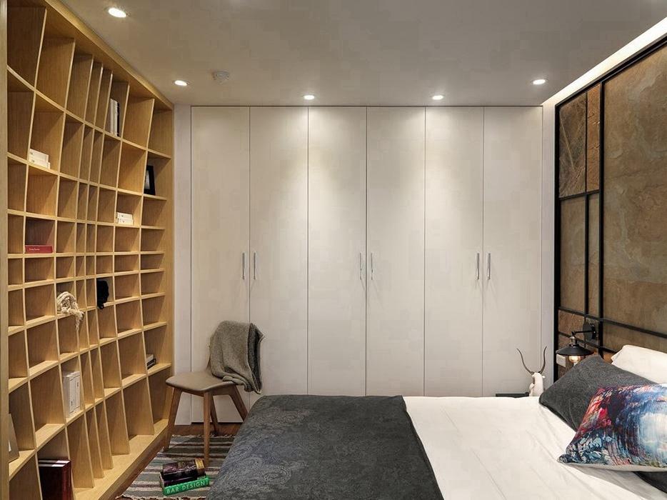 96平米卧室背景墙室内图片