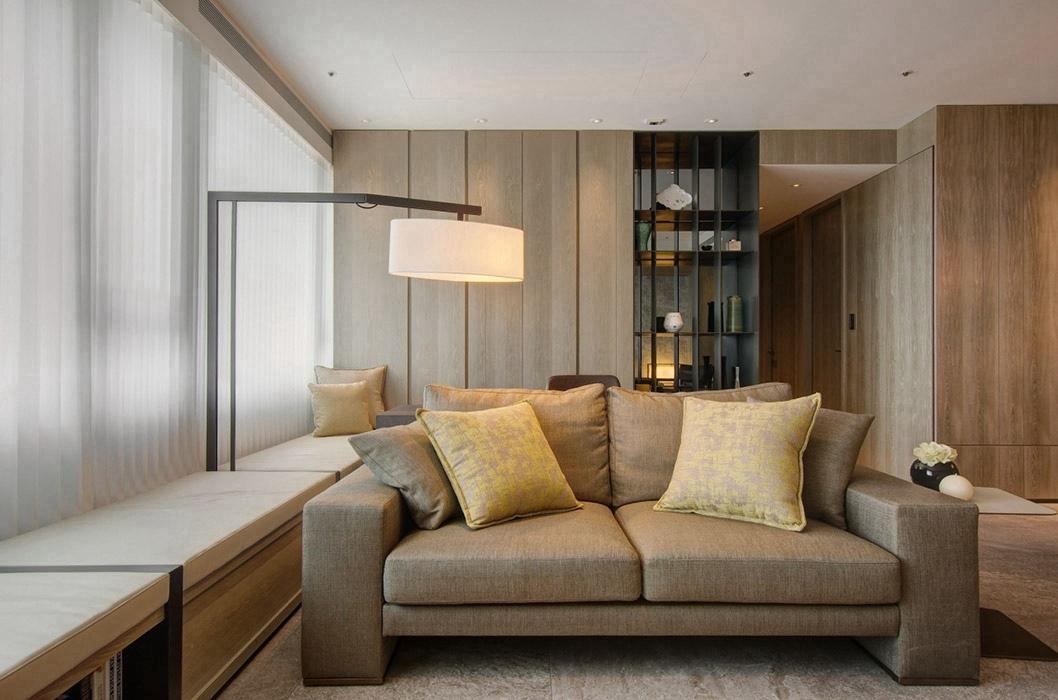 三居室客厅灯饰/照明家装效果图