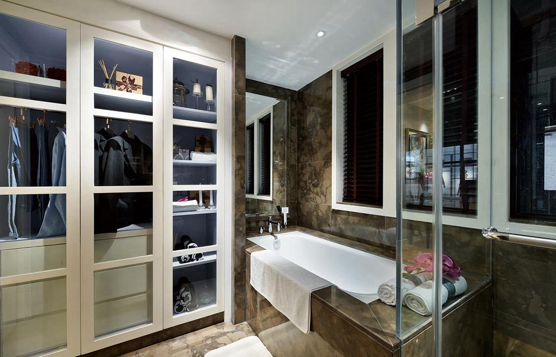 欧式风格卫生间室内设计