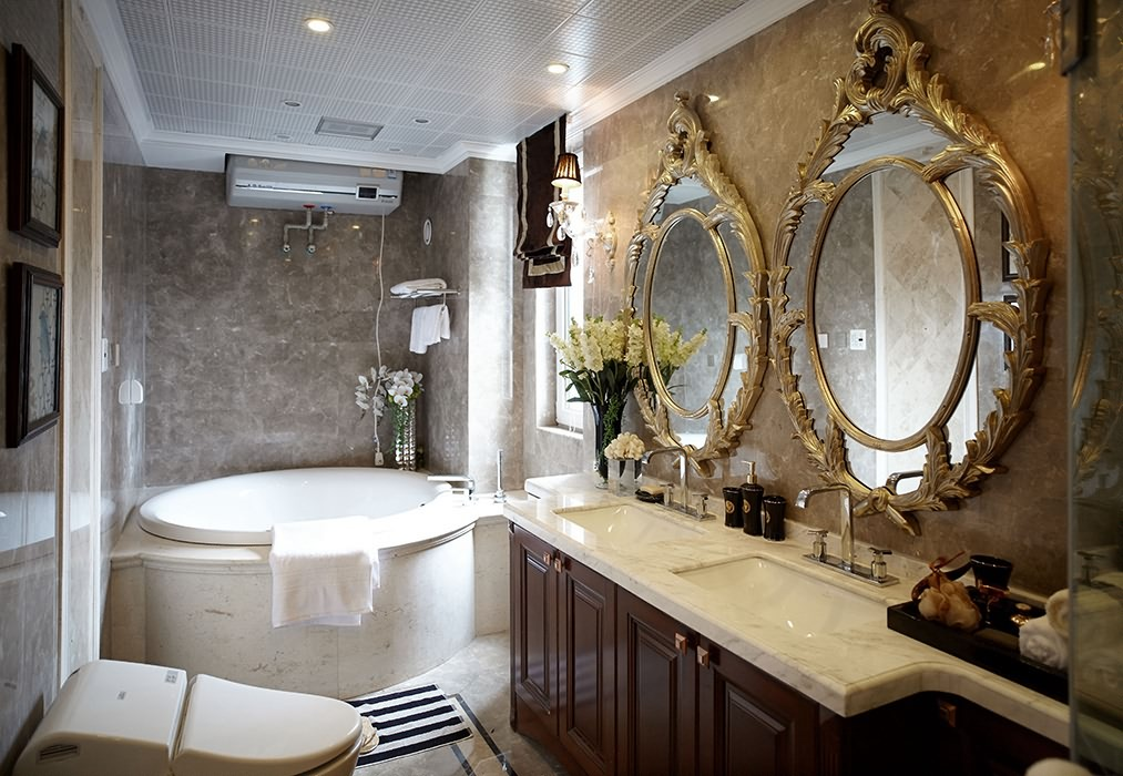 四居室卫生间图片