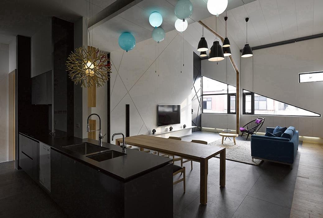 港台风格餐厅灯饰/照明设计
