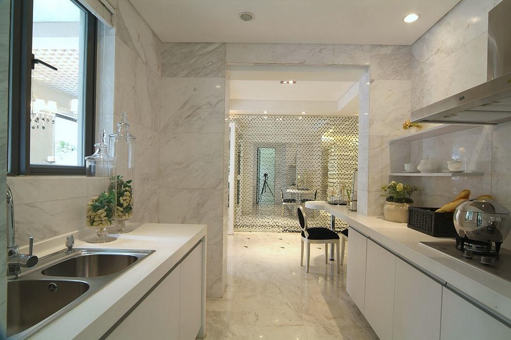 欧式风格厨房家装设计
