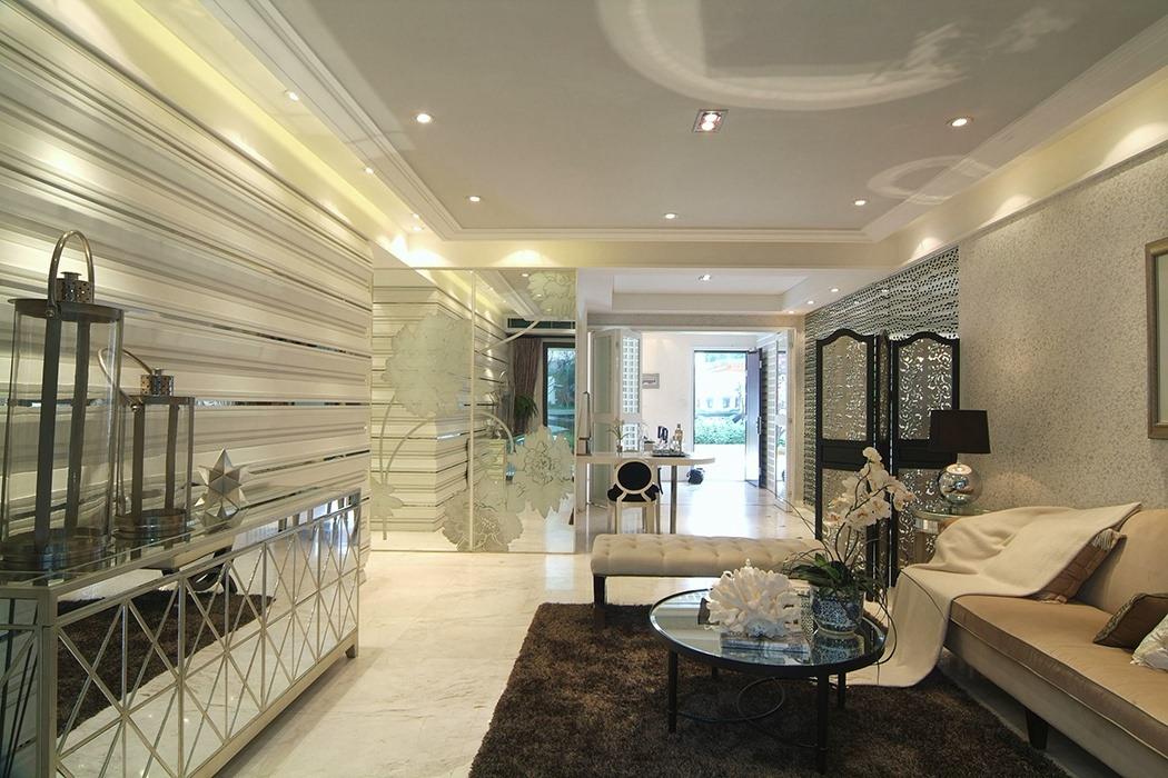 四居室客厅室内设计