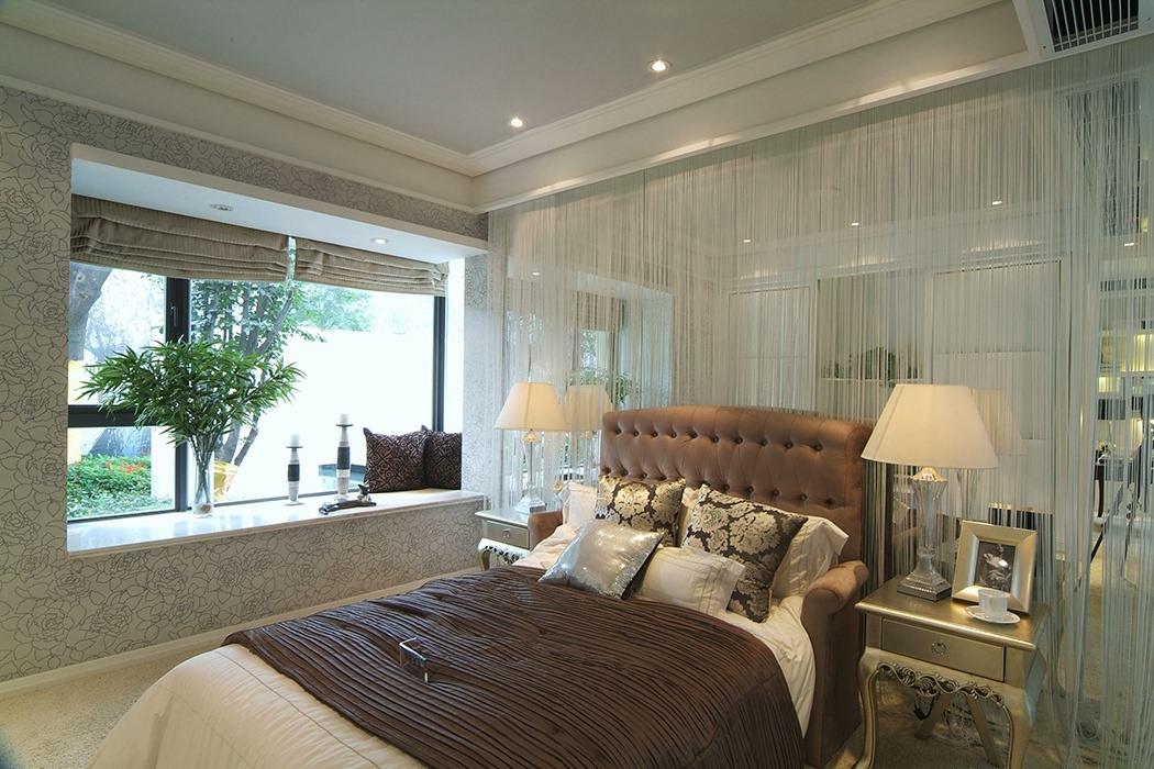 146平米卧室飘窗装饰设计