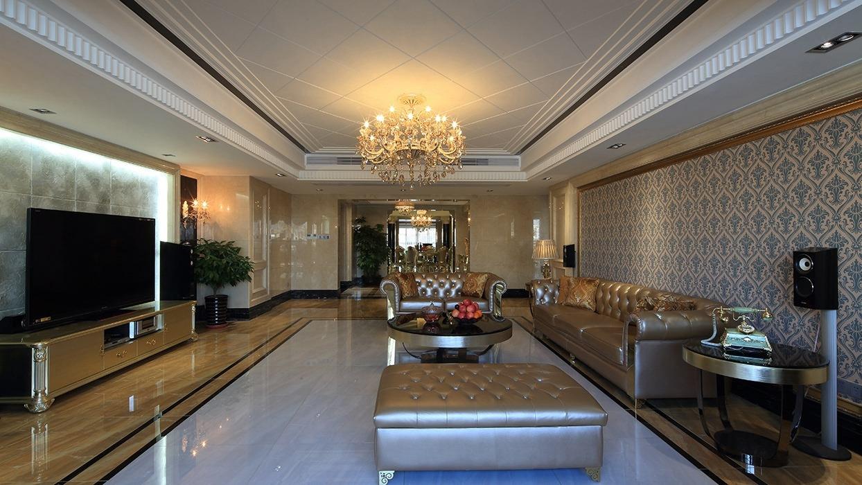147平米客厅吊顶设计