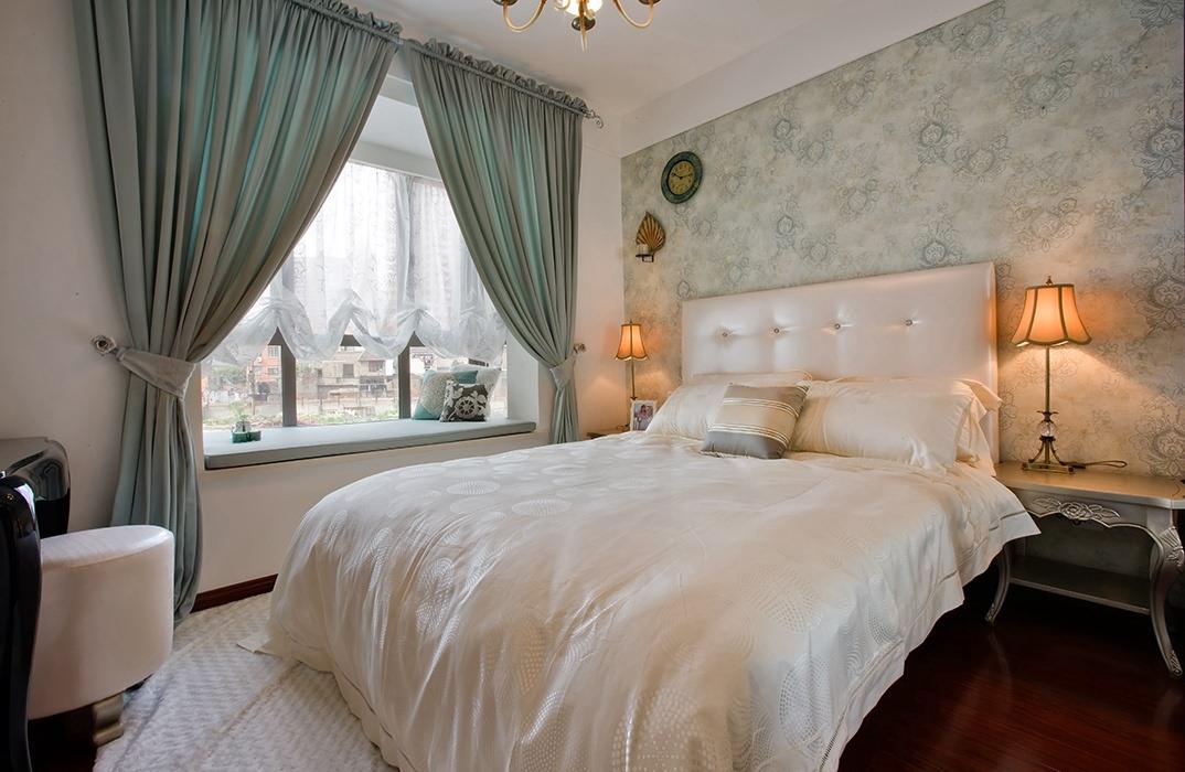 148平米卧室飘窗装修设计