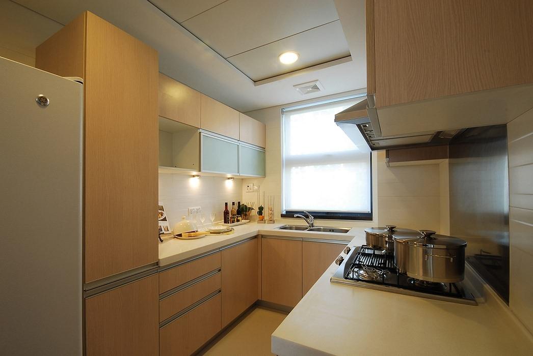 149平米厨房装饰图