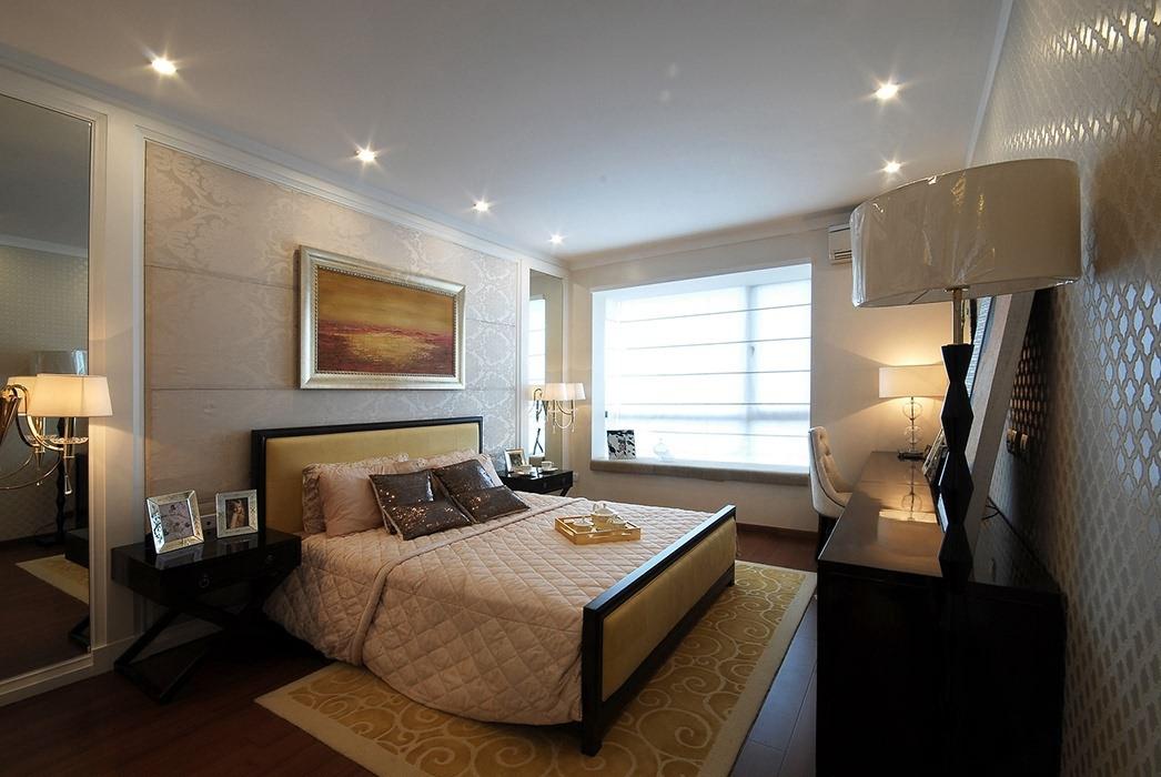 149平米卧室飘窗装修效果图