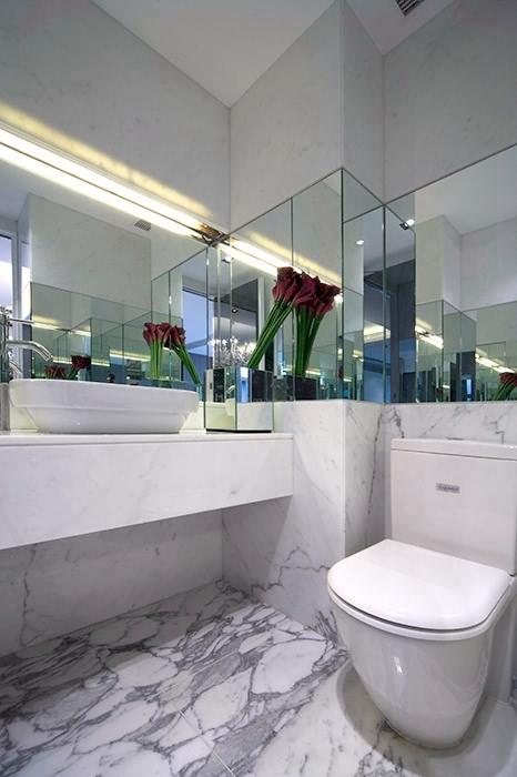 366平米卫生间设计