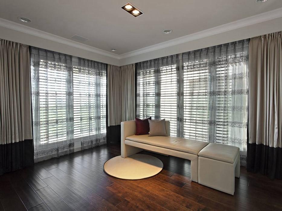 欧式风格休闲区装饰设计