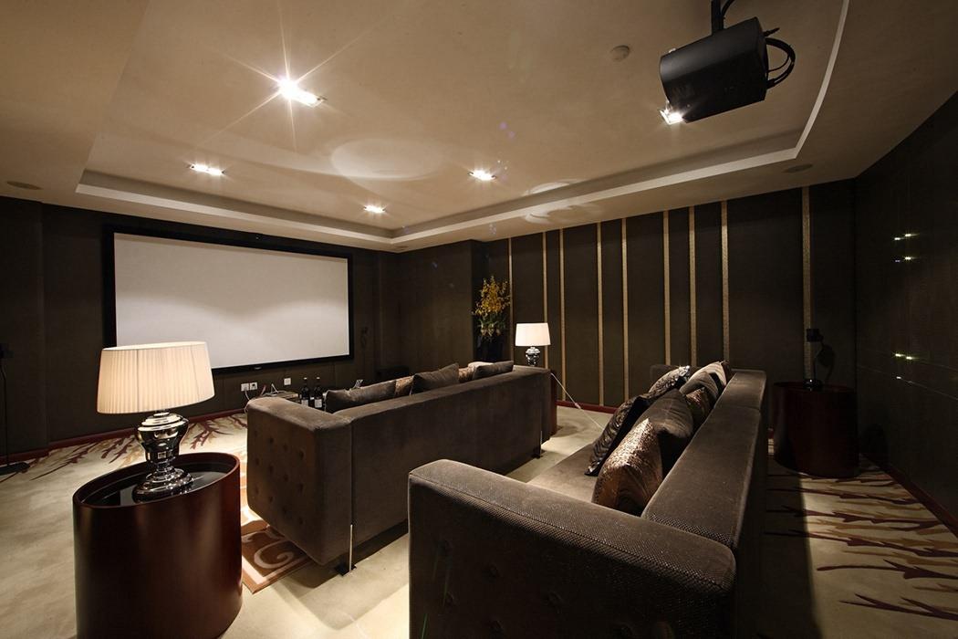 418平米休闲区灯饰/照明设计图