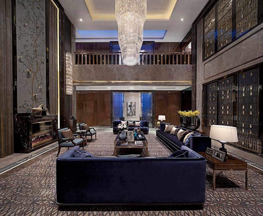 588平米客厅装修图片